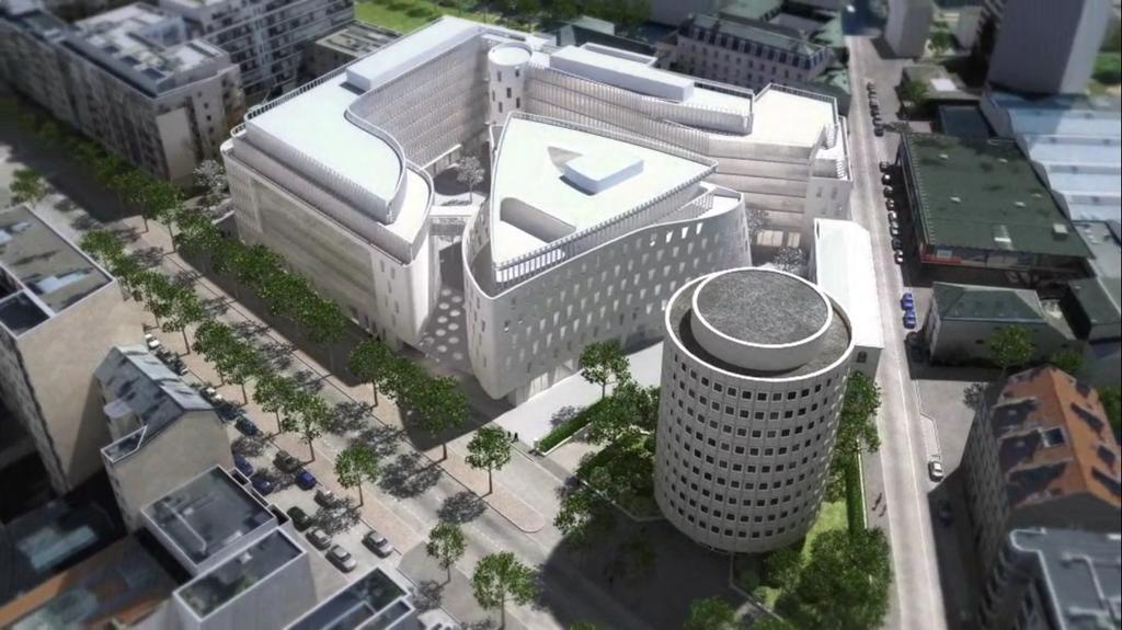 Projet sorbonne nouvelle paris 12 rue de picpus